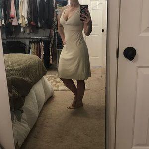 Bebe Faux Suede Dress
